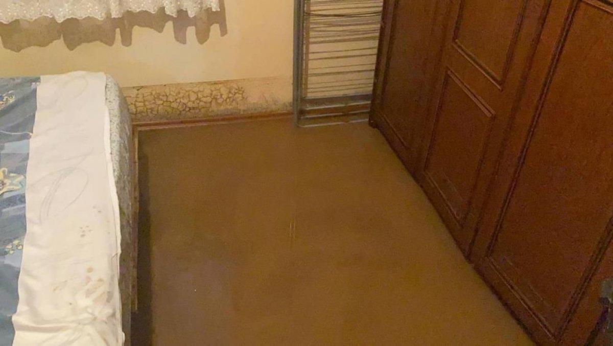 Bursa da sağanak yağış etkili oldu: Ev ve iş yerlerini su bastı  #14