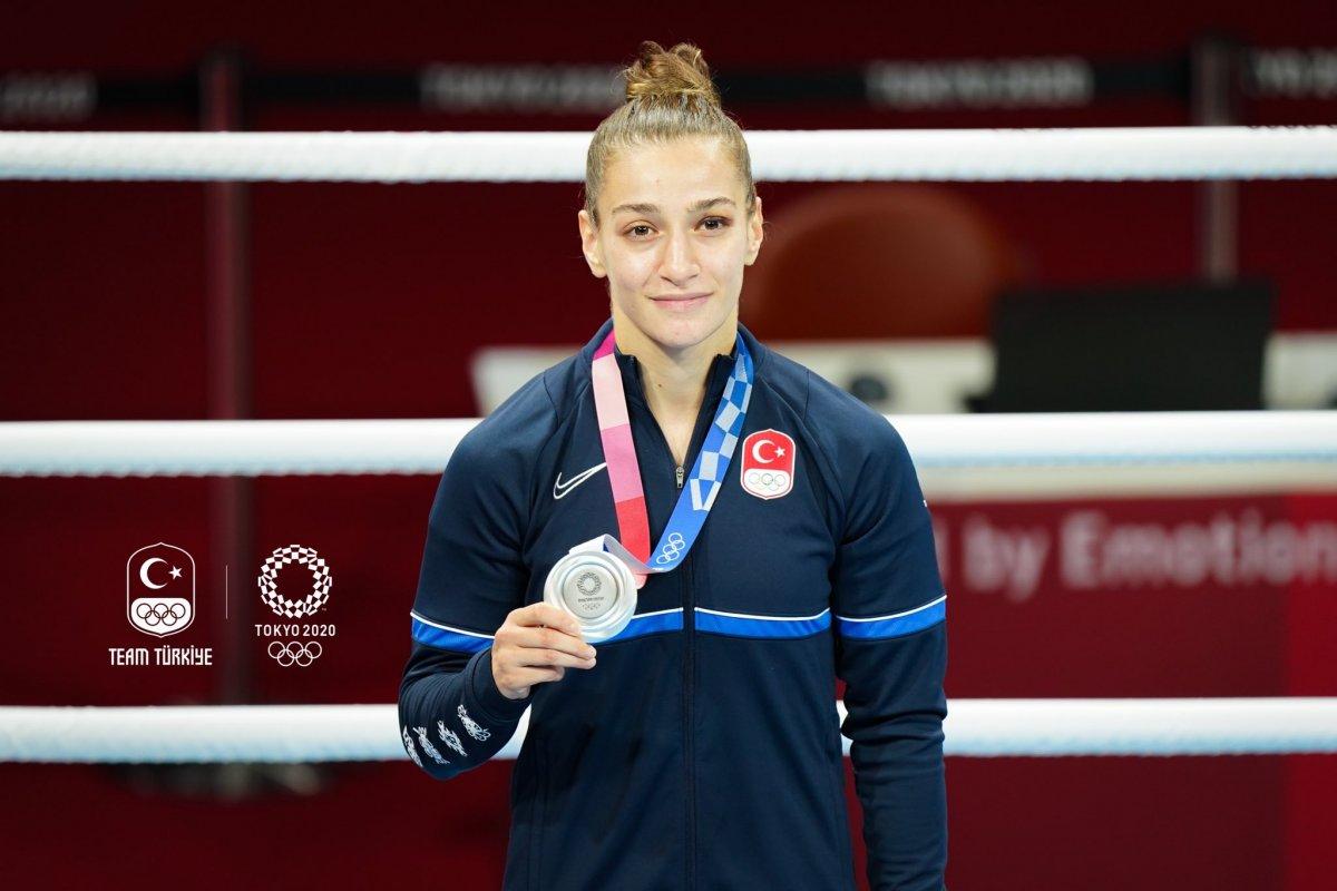 Tokyo 2020 den madalyayla dönen sporcularımız #4