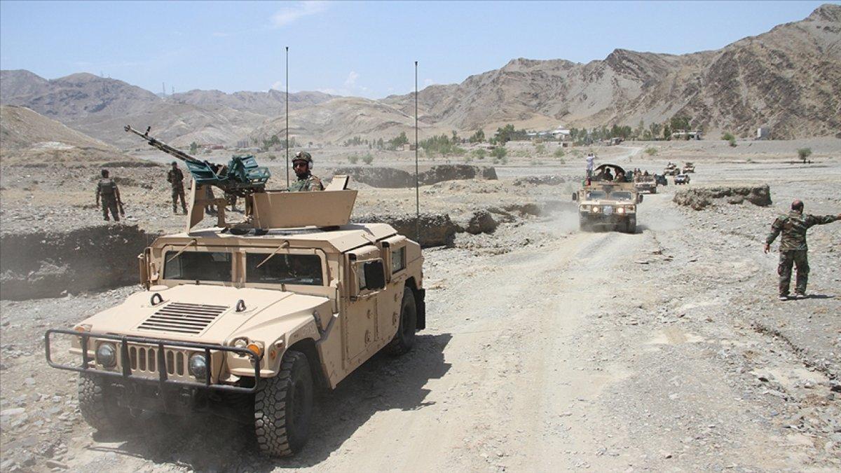 Afganistan da Taliban ilerleyişi sürüyor #4
