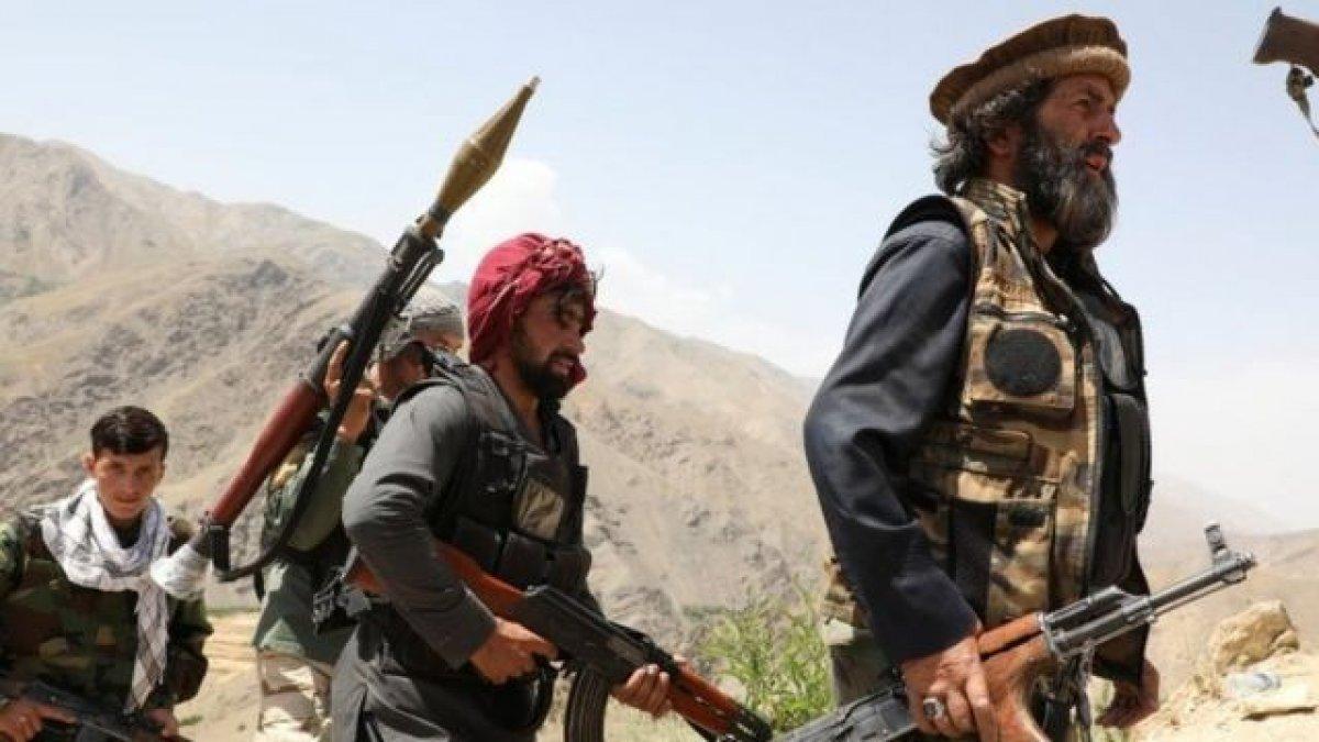 Afganistan da Taliban ilerleyişi sürüyor #1