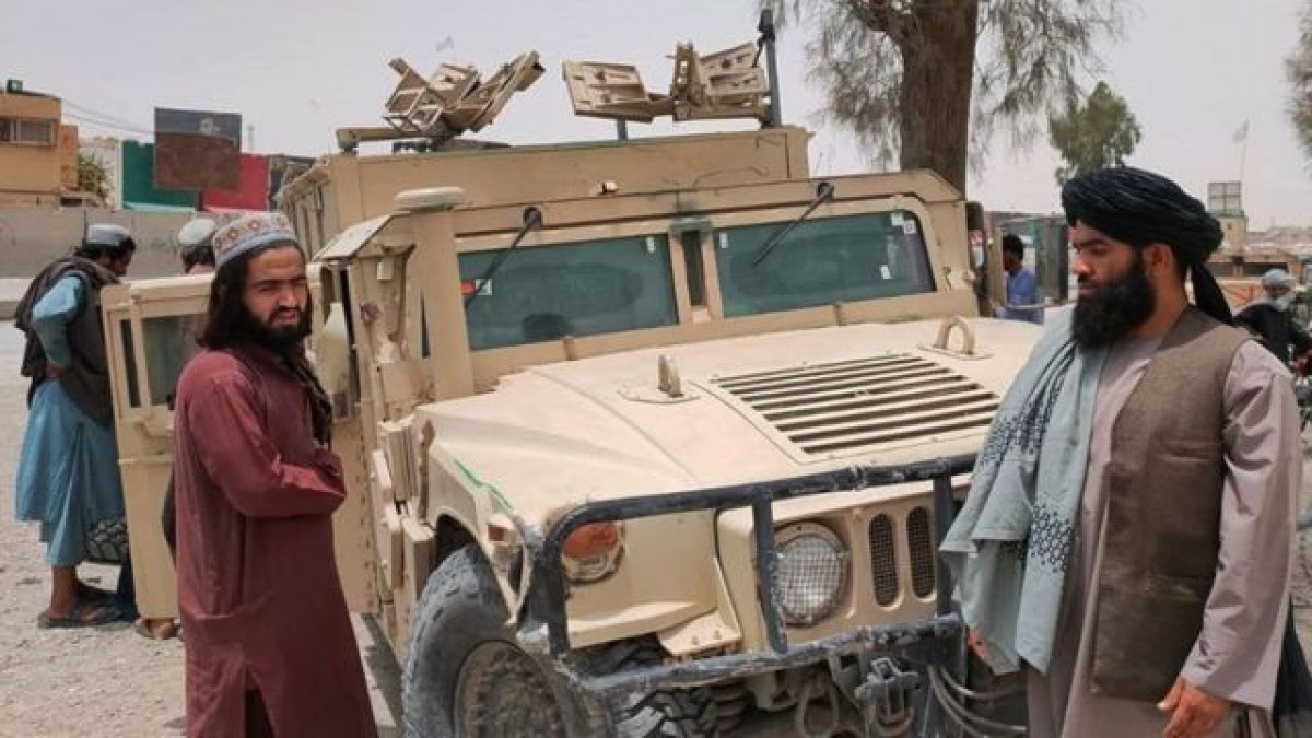 Afganistan da Taliban ilerleyişi sürüyor #3