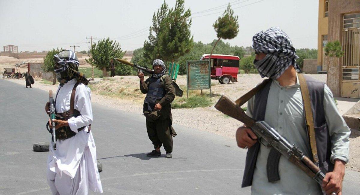 Afganistan da Taliban ilerleyişi sürüyor #2