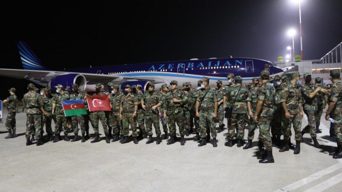 Azerbaycan dan 200 kişilik ekip Muğla ya geldi #1
