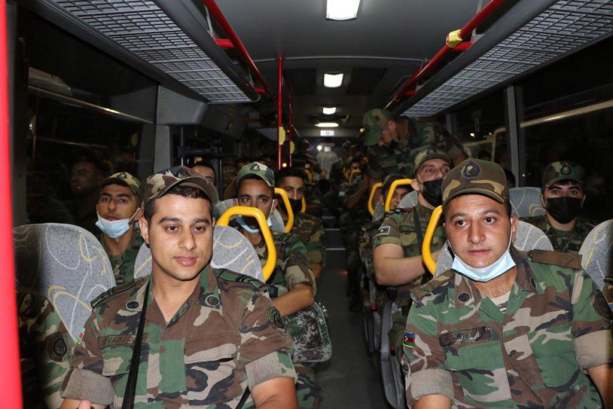 Azerbaycan dan 200 kişilik ekip Muğla ya geldi #5