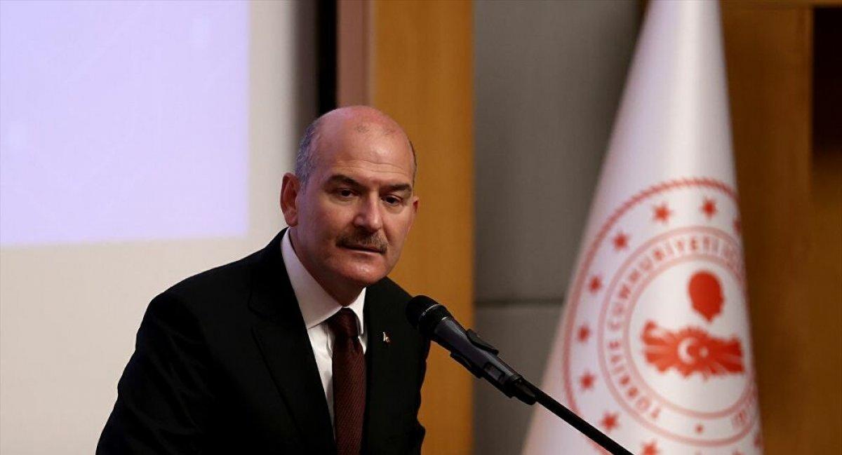 İçişleri Bakanı Süleyman Soylu nun amcası vefat etti #1