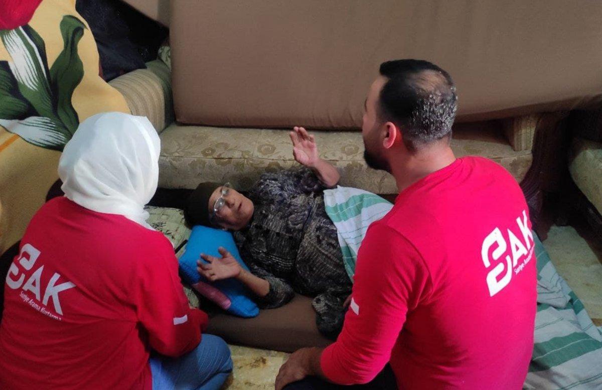 Suriyeliler, yangınlarla mücadele için Türkiye ye geldi #3