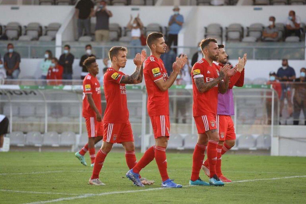 Benfica da Gedson Fernandes sorunu #2