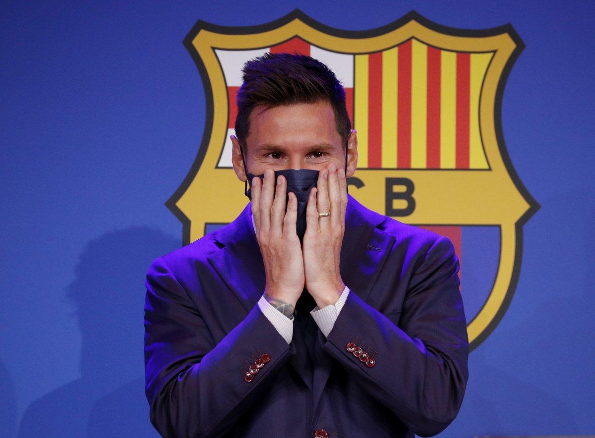Lionel Messi den PSG açıklaması #2