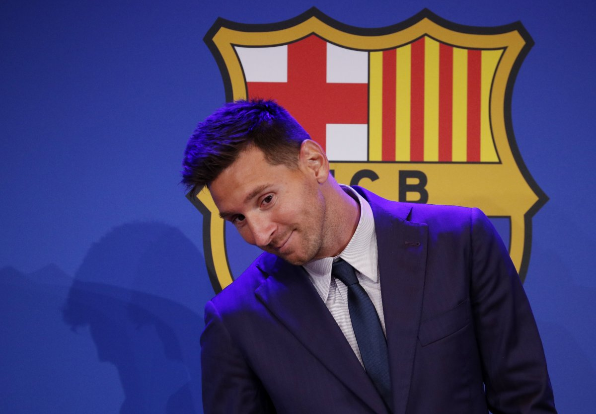 Lionel Messi den PSG açıklaması #3