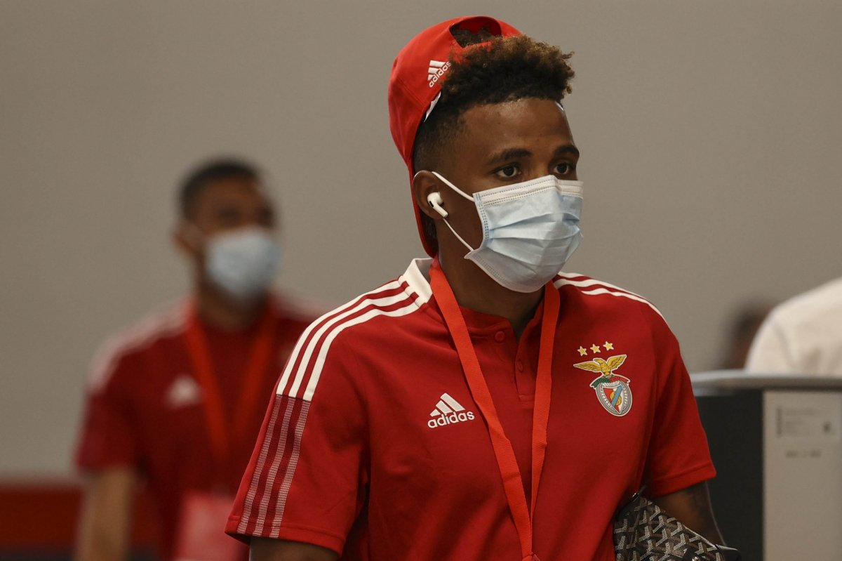 Benfica da Gedson Fernandes sorunu #1