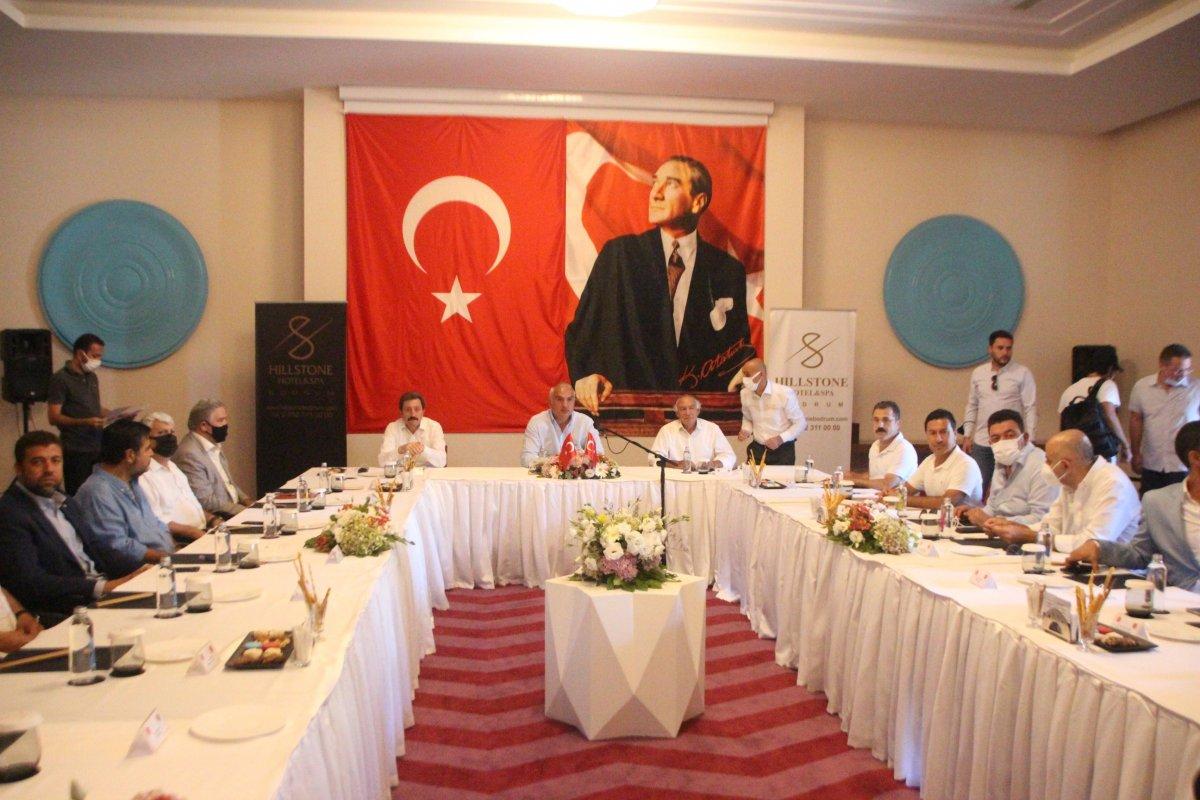 Kültür ve Turizm Bakanı Ersoy: Rezervasyonlar akmaya devam ediyor #1
