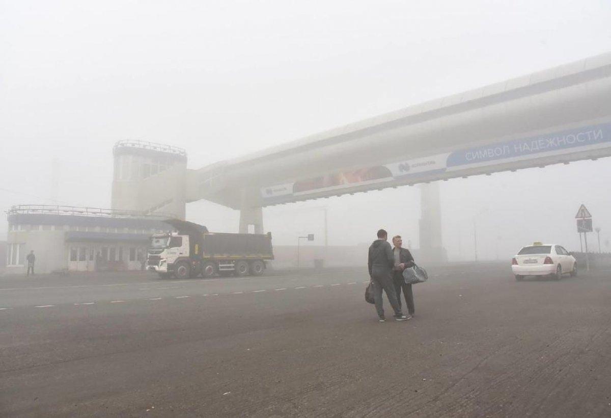Sibirya daki orman yangınları yerleşim yerlerine ilerliyor #5