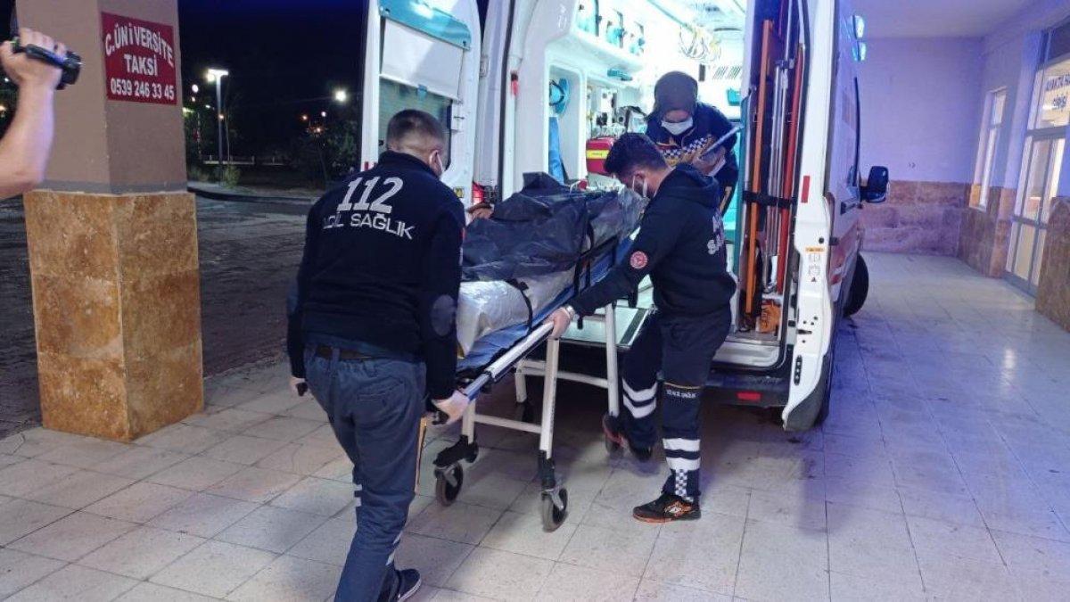 Sivas ta düğün dönüşü kaza: 1 ölü #3