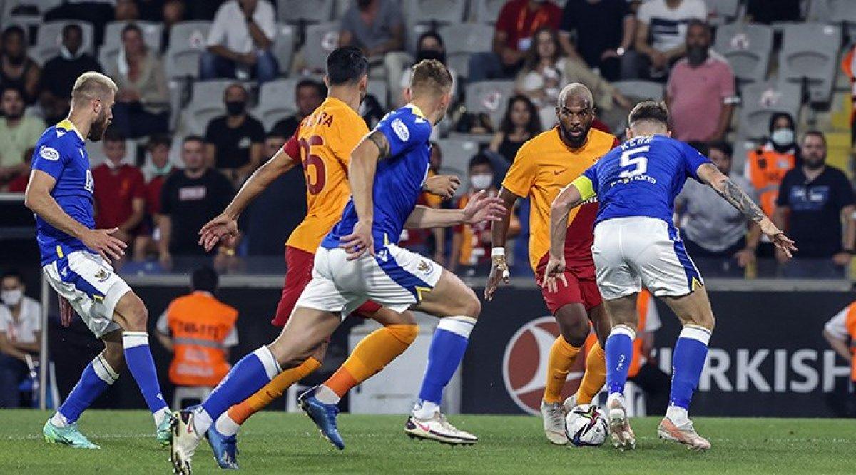 GS ile St. Johnstone rövanç maçında! Galatasaray-St. Johnstone maçı ne zaman, hangi gün? #1