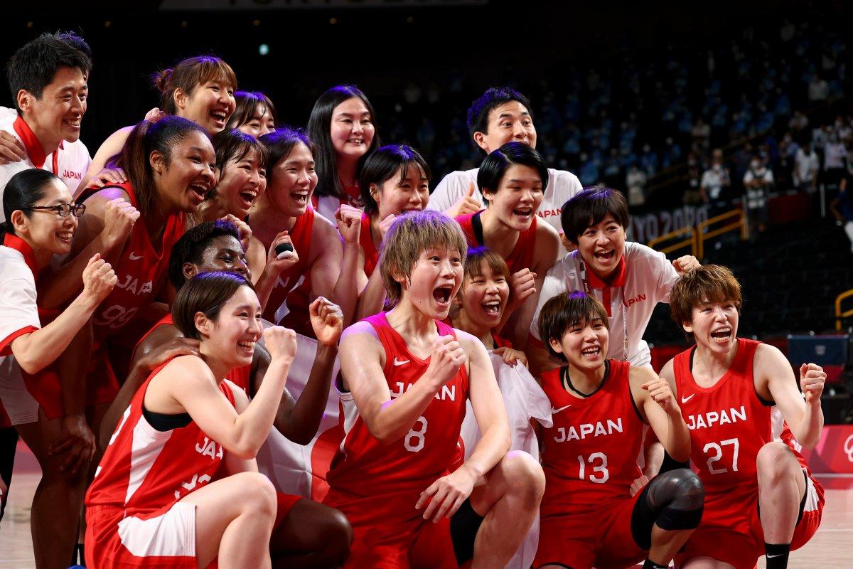 ABD Kadın Basketbol Takımı Olimpiyat Şampiyonu #6