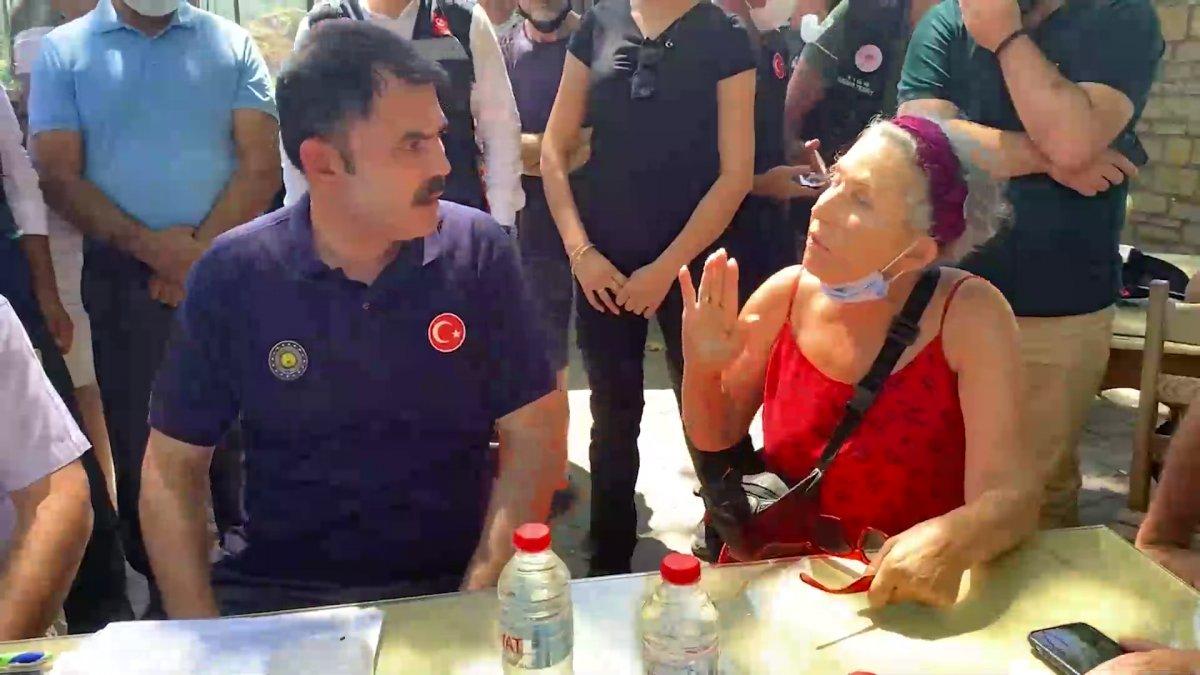 Murat Kurum, provokatör şahsa yapılan çalışmaları tek tek anlattı  #1