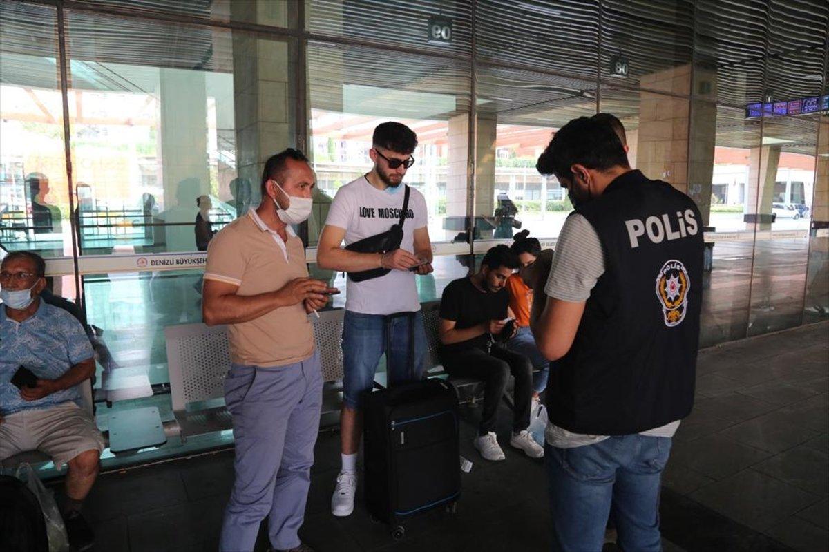 Aranan şahıslar uygulamasında 1350 kişi gözaltına alındı  #1