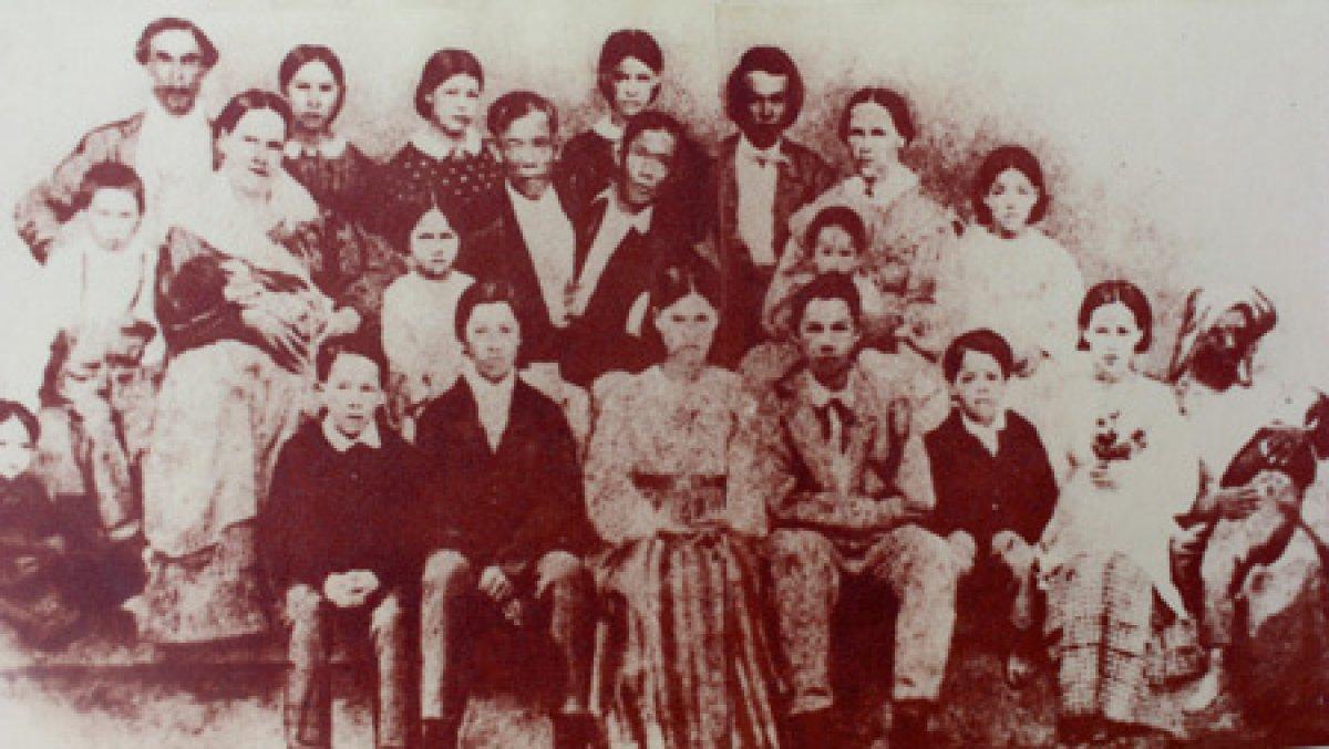 Tek bedende iki arzu: Siyam İkizleri Chang ve Eng Bunker'in hikayesi #6