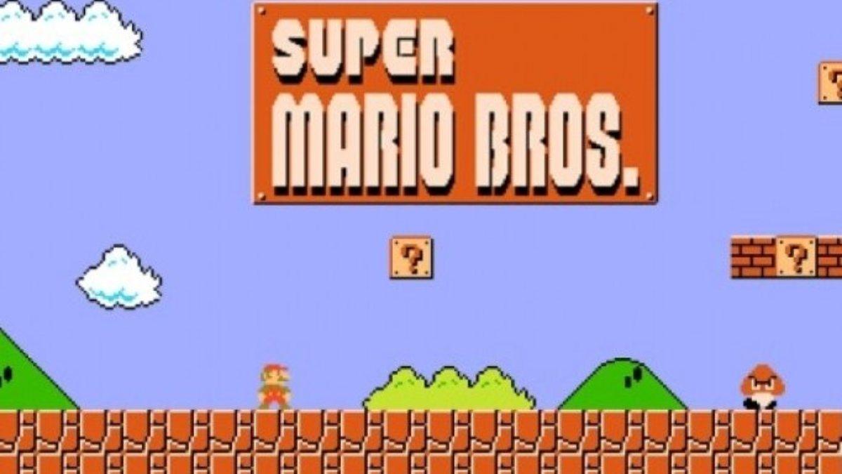 36 yıllık Super Mario oyunu 2 milyon dolara satıldı