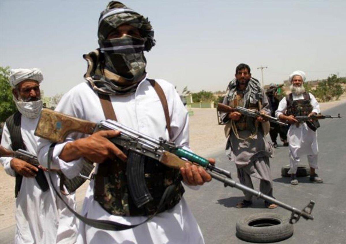 Taliban, Afganistan da Sar-i Pul şehrini ele geçirdi #1