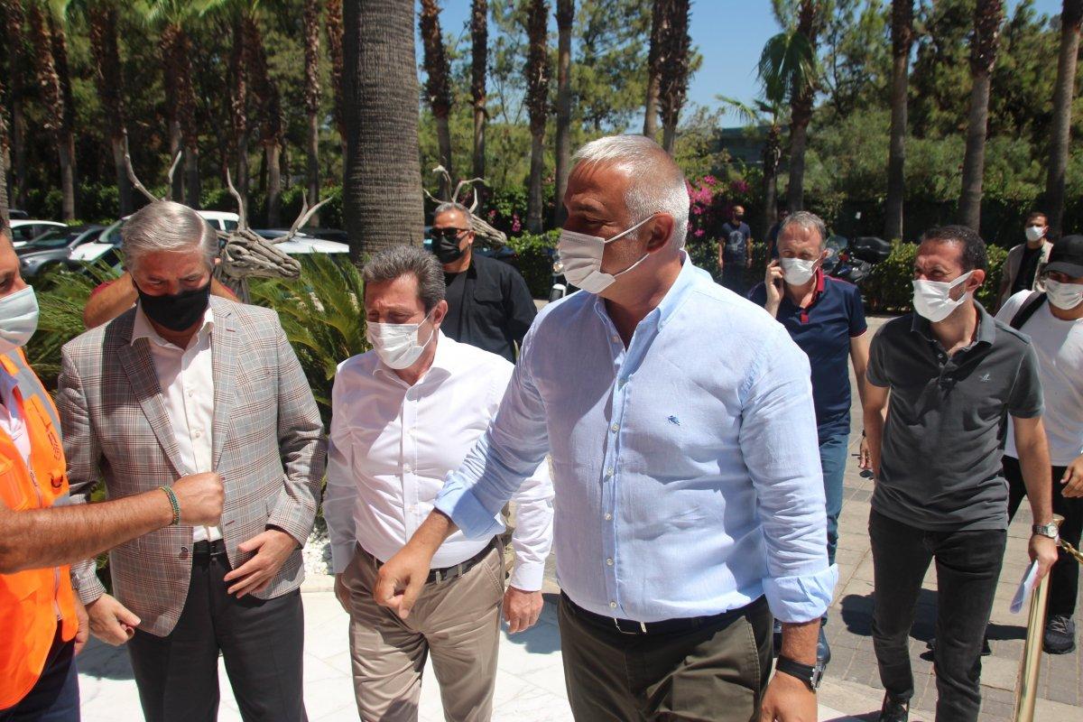 Kültür ve Turizm Bakanı Ersoy: Rezervasyonlar akmaya devam ediyor #2