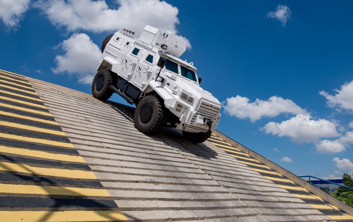 Savunma sanayisinde zırhlı araçlarla yeni ihracat kapıları açıyor #5