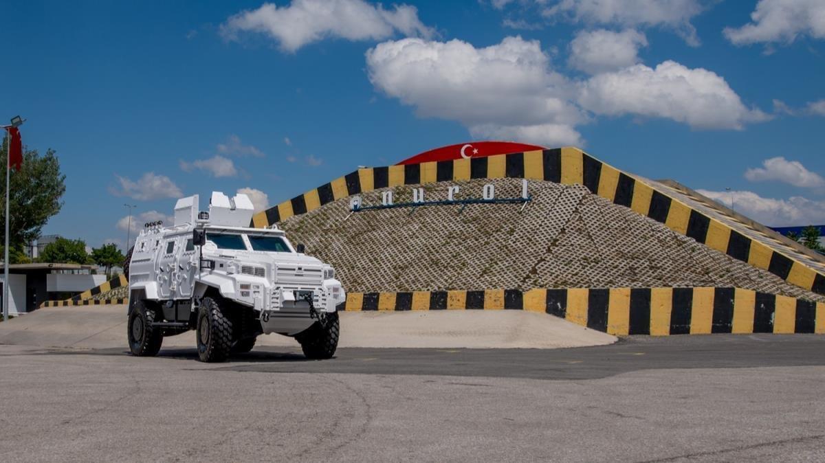 Savunma sanayisinde zırhlı araçlarla yeni ihracat kapıları açıyor #3