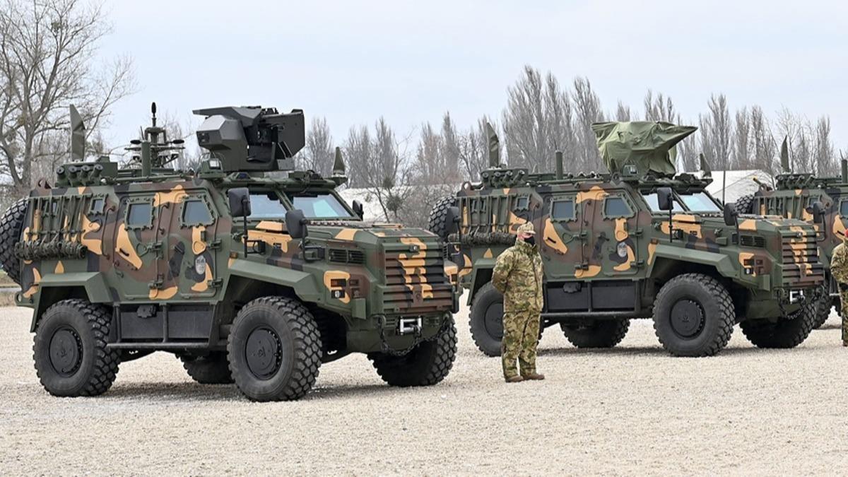 Savunma sanayisinde zırhlı araçlarla yeni ihracat kapıları açıyor #2