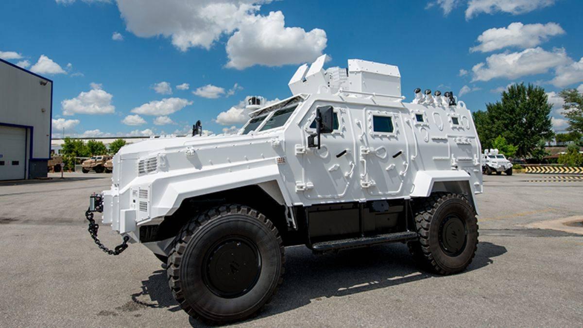 Savunma sanayisinde zırhlı araçlarla yeni ihracat kapıları açıyor #1