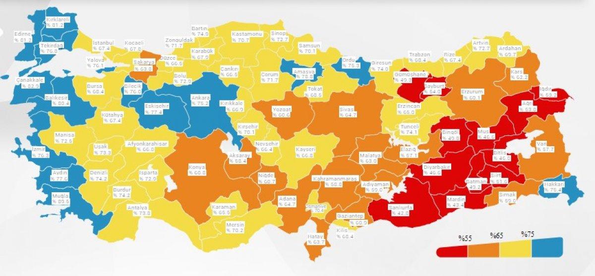 Fahrettin Koca: Türkiye, aşılamada normaline dönüyor #3