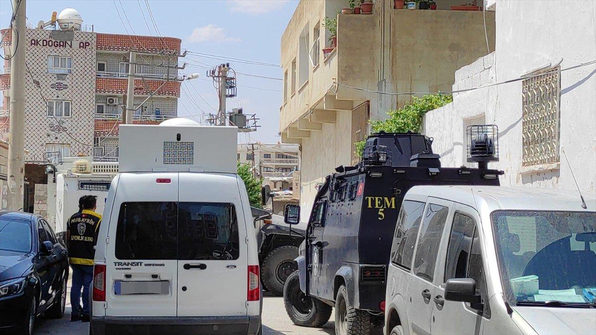 Mardin de canlı bomba etkisiz hale getirildi #3