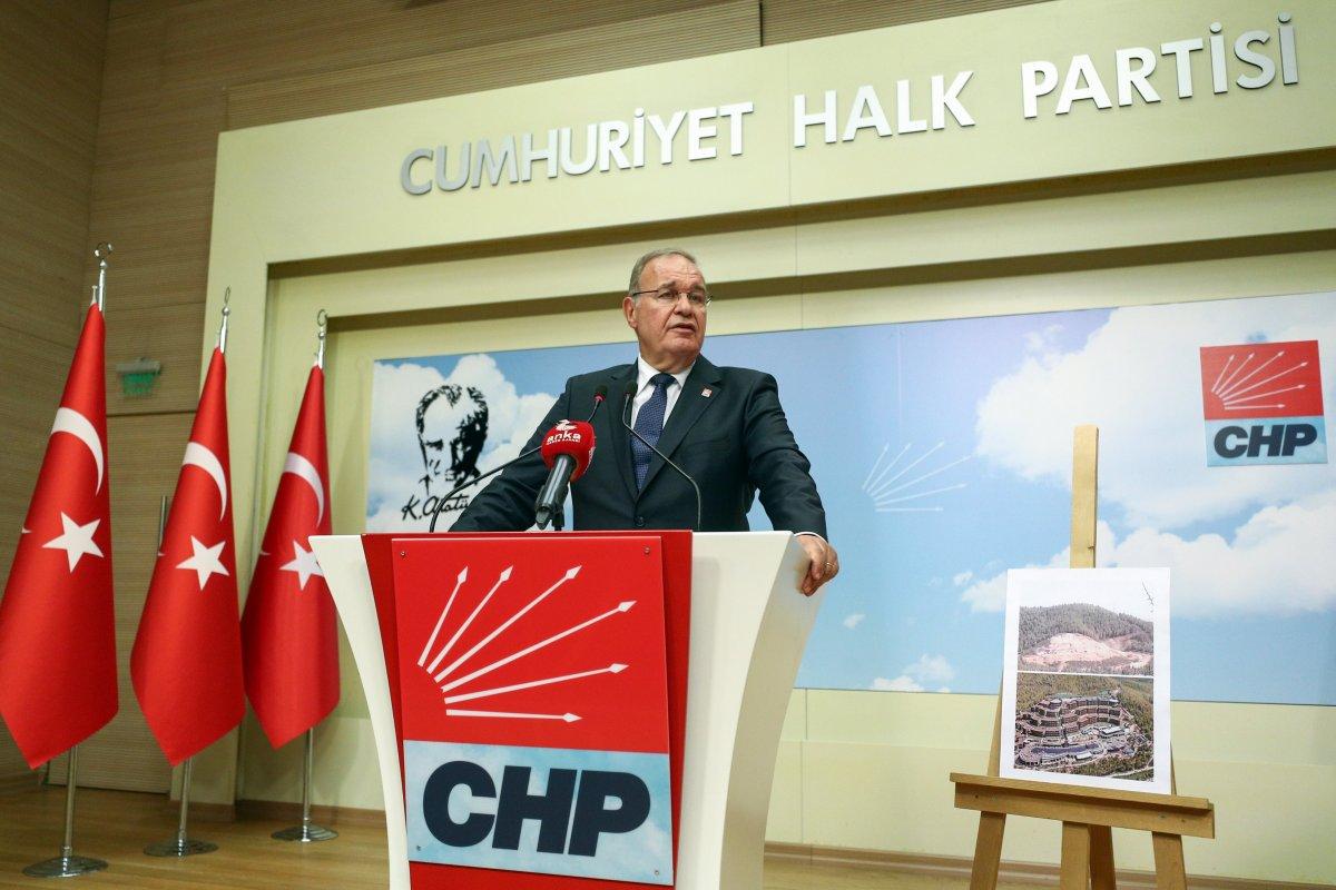 Faik Öztrak tan CHP nin adayı Mehmet Şimşek iddiasına yanıt #2
