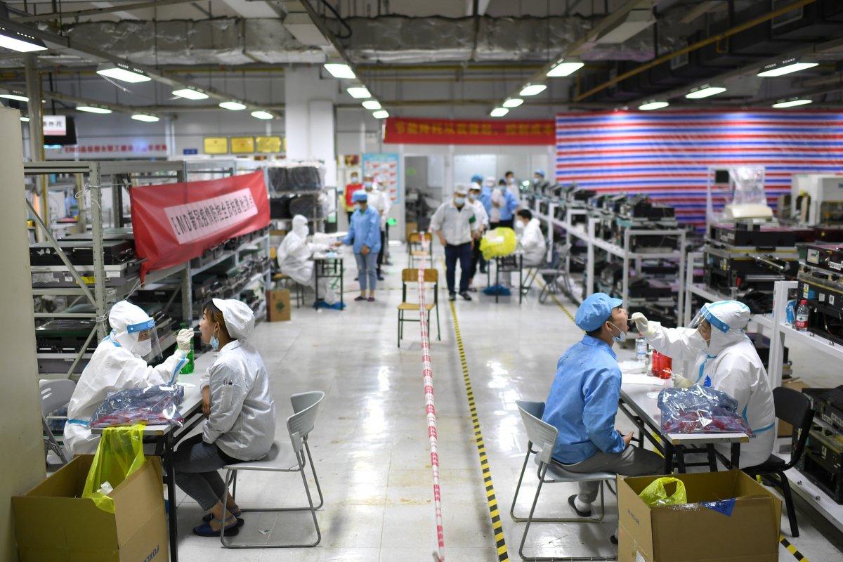 Çin de koronavirüs vakaları tırmanışa geçti #2