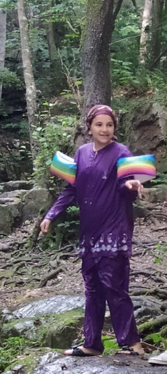 Arnavutköy'de kayıp 3 kız çocuğu aranıyor #6