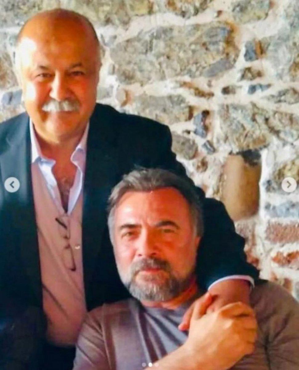 EDHO nun Hızır Reis i Oktay Kaynarca yı yıkan ölüm! Acı haberi sosyal medya hesabından duyurdu #2