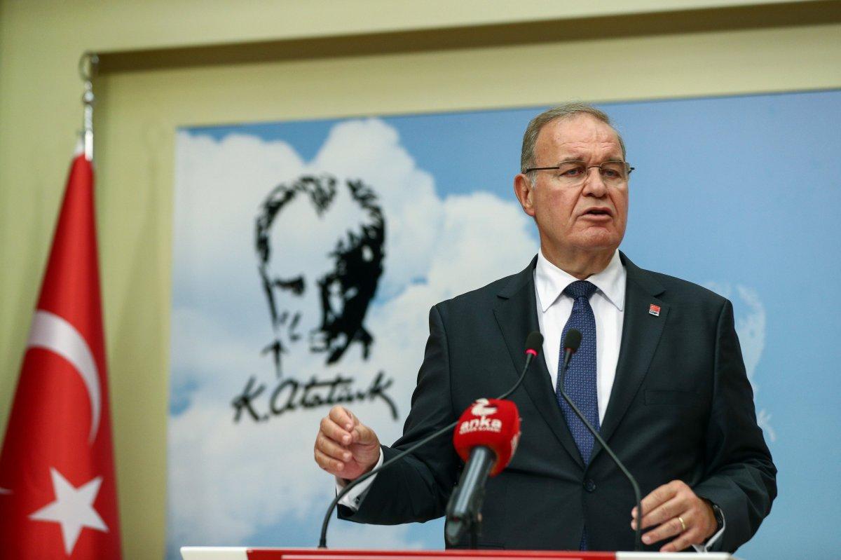 Faik Öztrak tan CHP nin adayı Mehmet Şimşek iddiasına yanıt #1