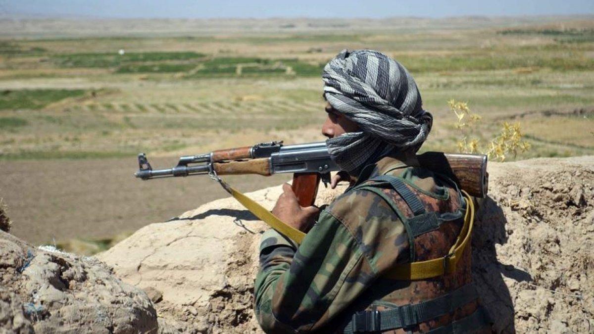 Taliban, 5 vilayeti kontrol altına aldı #1