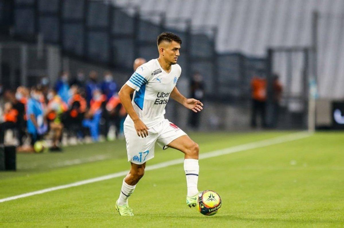 Cengiz Ünder, Marsilya formasıyla ilk lig maçında gol attı #1
