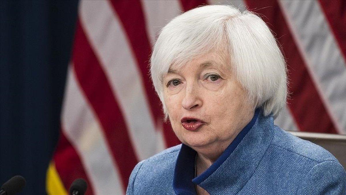 ABD Hazine Bakanı Yellen borç limitini artırmaktan yana #1