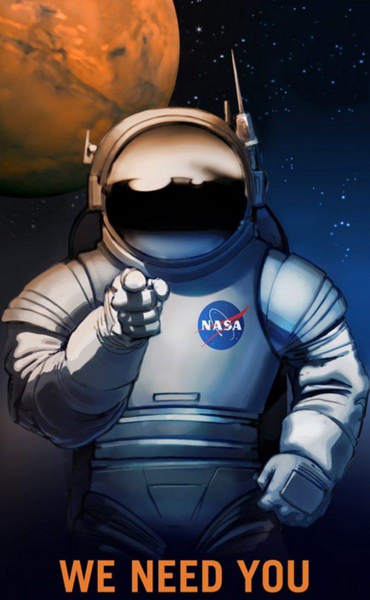 NASA, Mars simülasyonları için aday arıyor #6