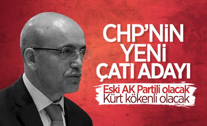 CHP, Mehmet Şimşek'e adaylık teklifi götürdü iddiası