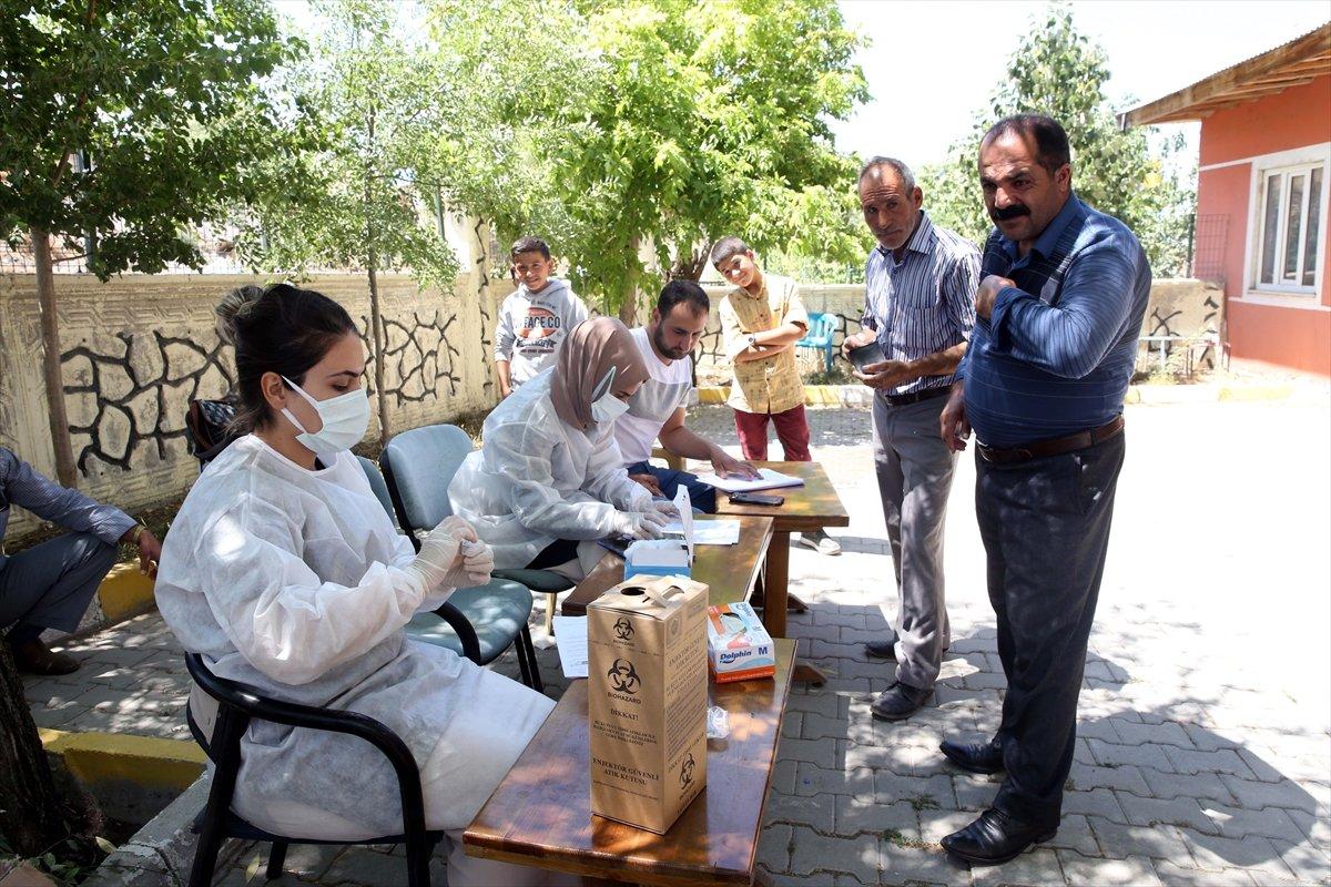 Muş ta aşı timleri, en ücra köylere aşı ulaştırıyor #7