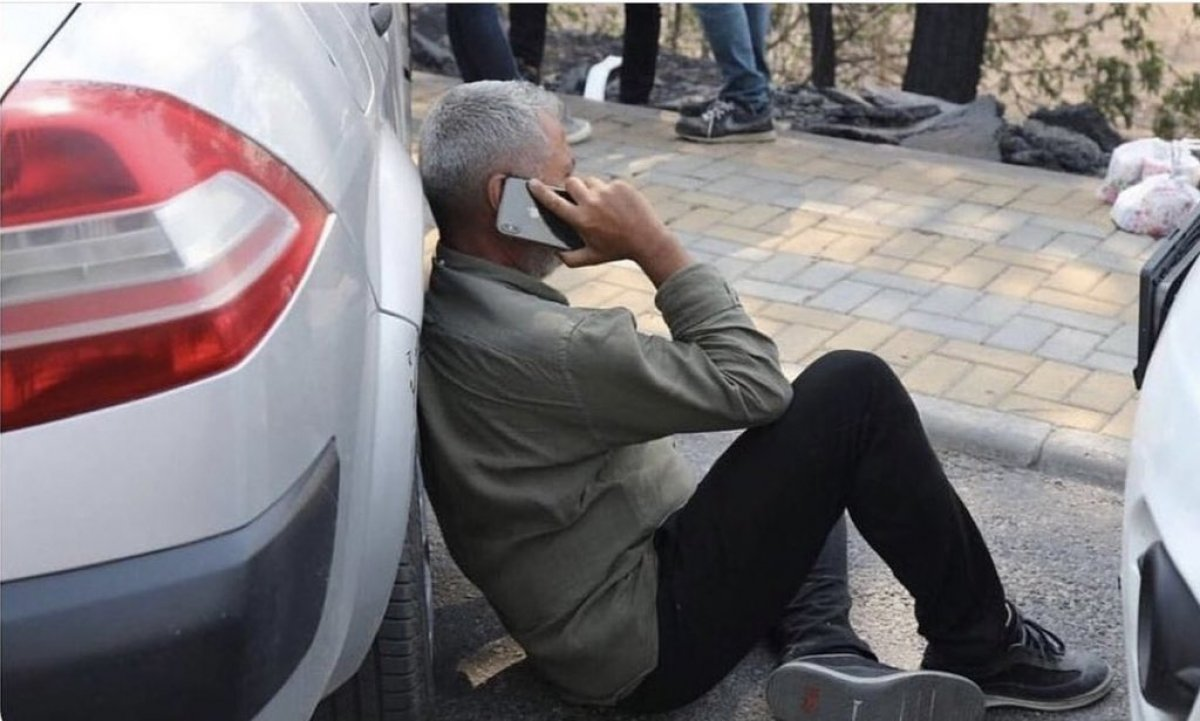 Manavgat taki yangın Belediye Başkanı Şükrü Sözen in evini pas geçti  #1