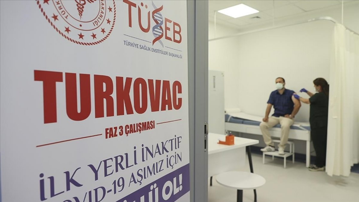 Turkovac, İngiliz varyantına karşı yüzde 100 etkili #1