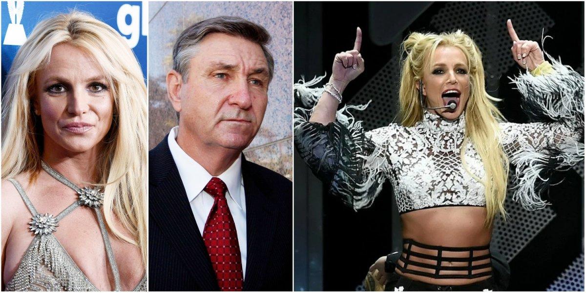 Babası Britney Spears ın hastaneye yatırılmasını istiyor #1