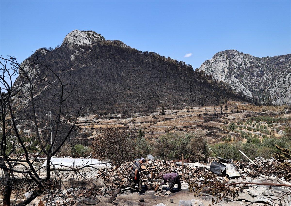 Mevlüt Çavuşoğlu: Antalya daki yangınların tamamı söndürüldü #2