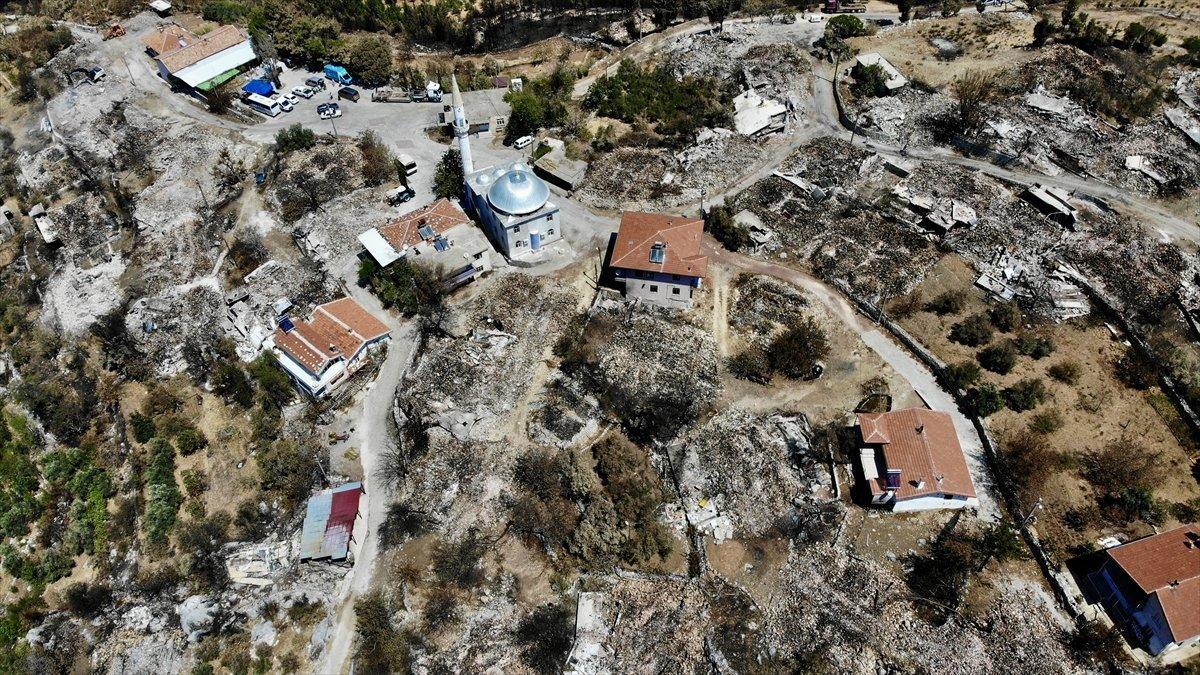 Mevlüt Çavuşoğlu: Antalya daki yangınların tamamı söndürüldü #4