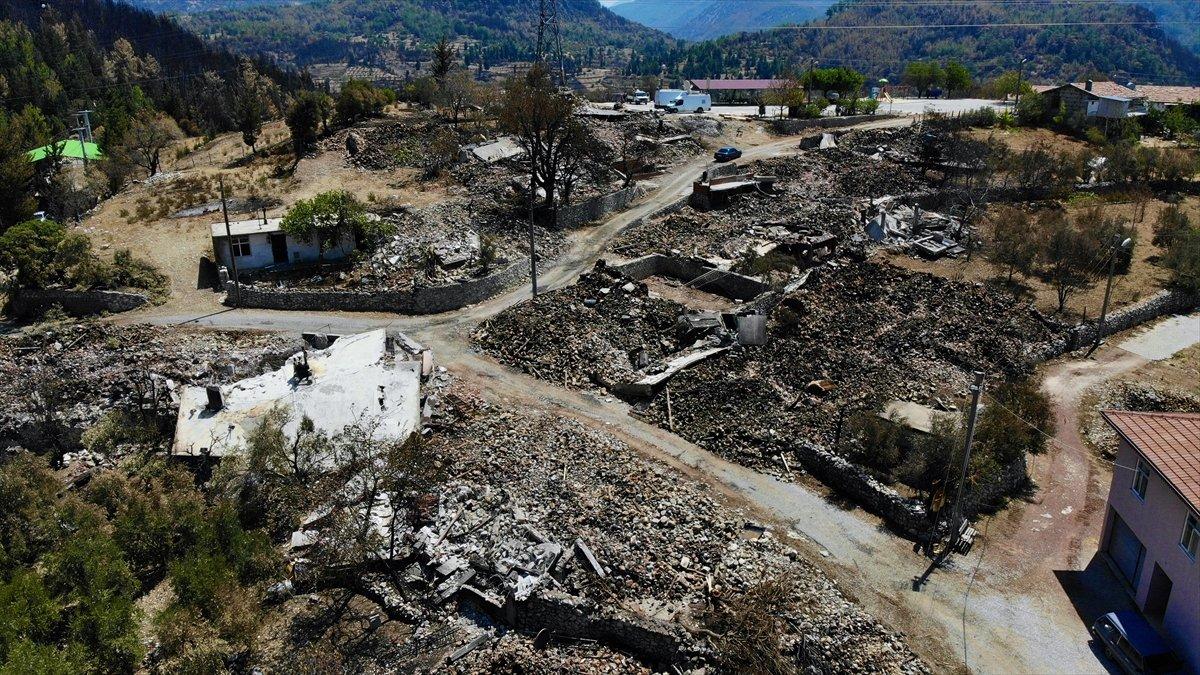 Mevlüt Çavuşoğlu: Antalya daki yangınların tamamı söndürüldü #3