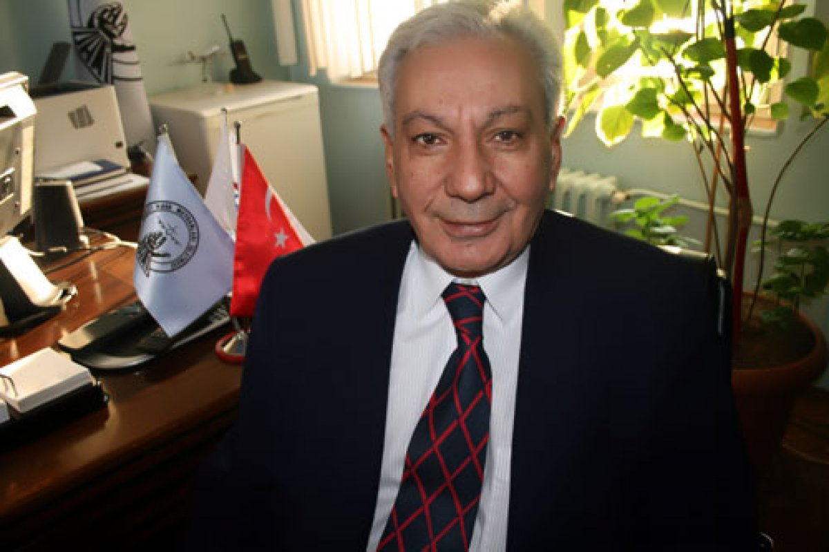 Eski Sağlık Bakanı Yaşar Eryılmaz, yaşamını yitirdi #1