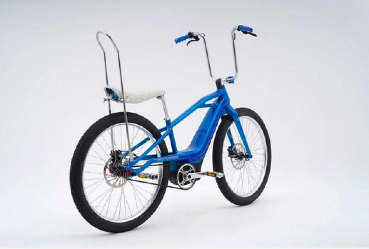 Harley Davidson, bir adet elektrikli bisiklet üretti #4